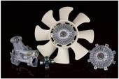 Fan Termikleri, Su Pompası ve Mafsal İstavrozları